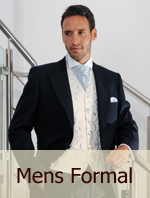 Mens Formal Wear from Gerogian House Doncaster